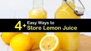 How to Store Lemon Juice titleimg1