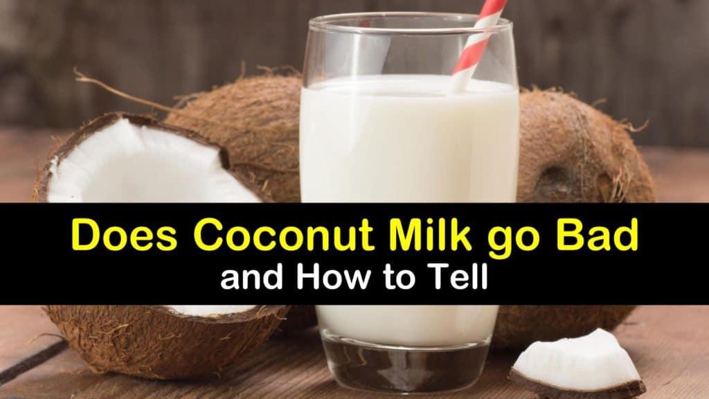 Does Coconut Milk go Bad titleimg1
