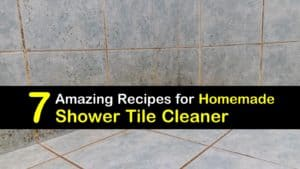 Homemade Shower Tile Cleaner titleimg1