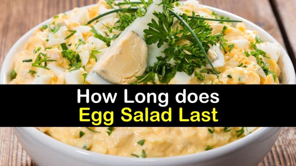 How Long does Egg Salad Last titleimg1