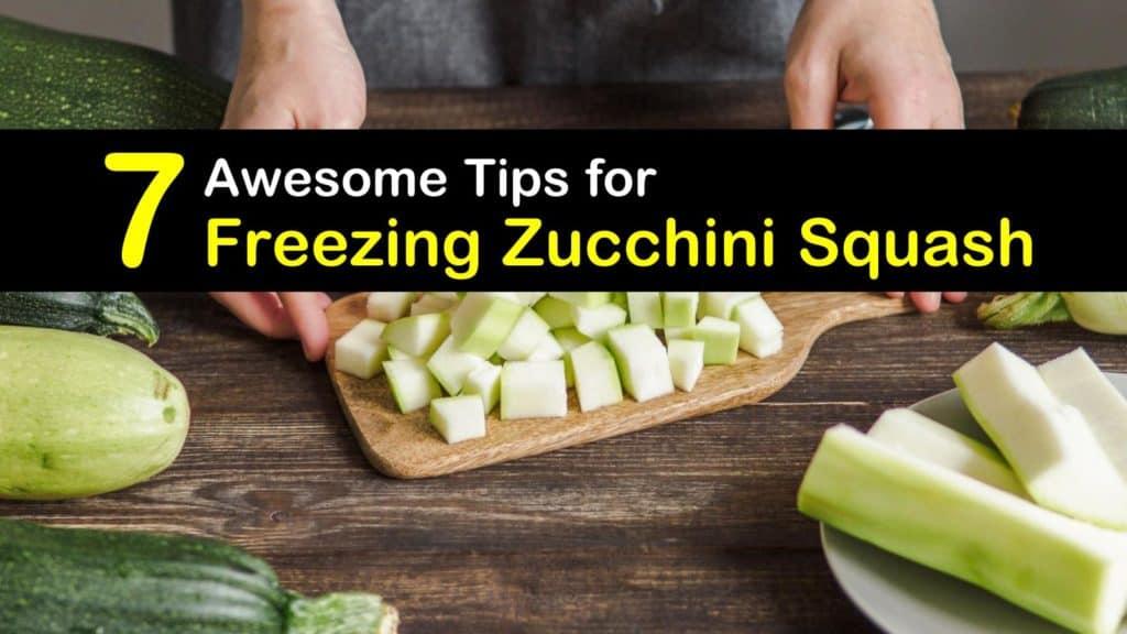 How to Freeze Zucchini Squash titleimg1