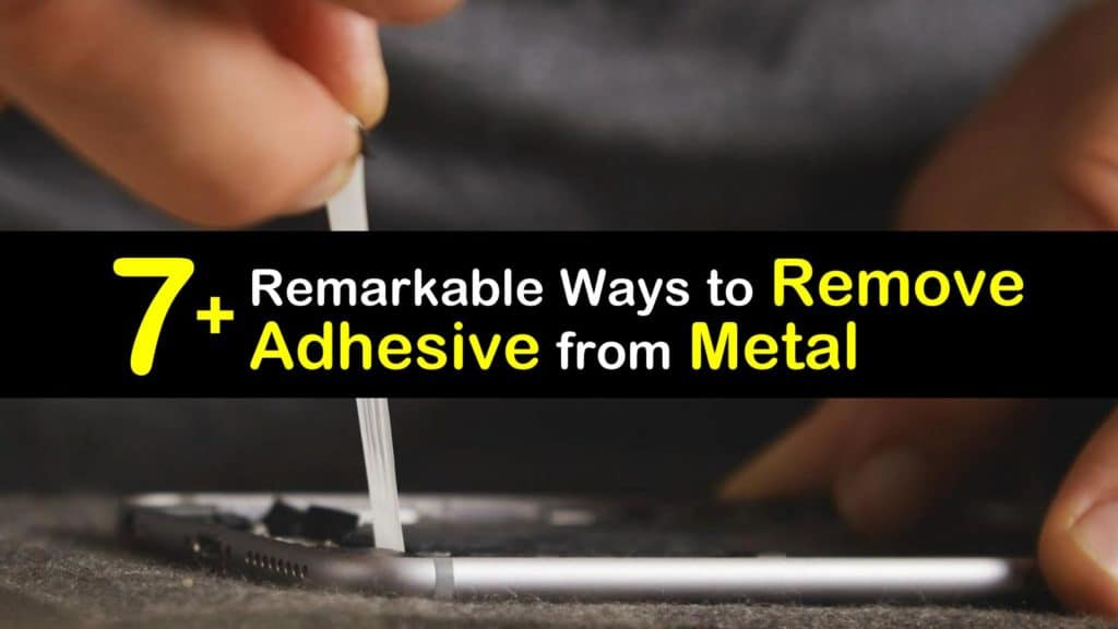 How to Remove Adhesive from Metal titleimg1