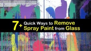 How to Remove Spray Paint from Glass titleimg1
