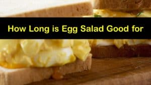 How Long is Egg Salad Good for titleimg1
