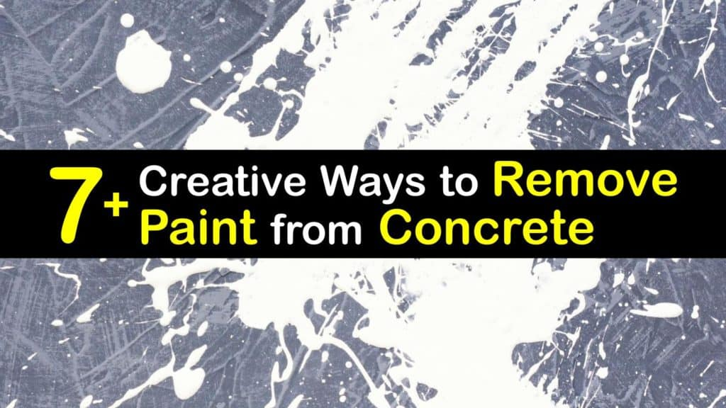 How to Remove Paint from Concrete titleimg1
