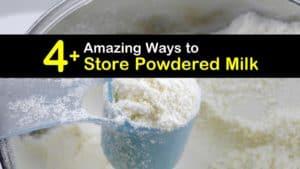 How to Store Powdered Milk titleimg1