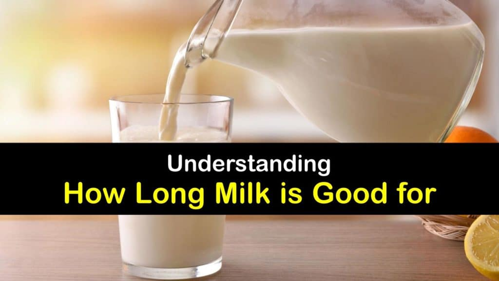 How Long is Milk Good for titleimg1