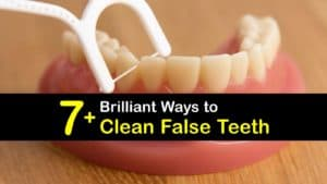 How to Clean False Teeth titleimg1