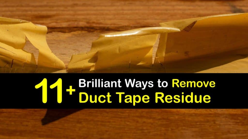 How to Remove Duct Tape Residue titleimg1
