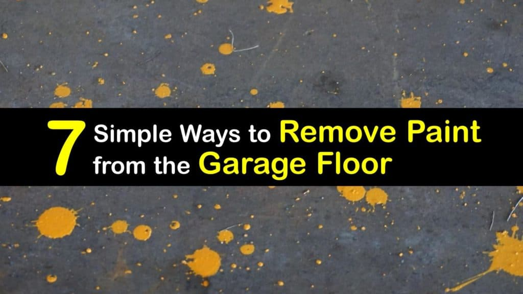 How to Remove Paint from Garage Floor titleimg1