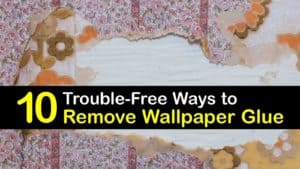 How to Remove Wallpaper Glue titleimg1