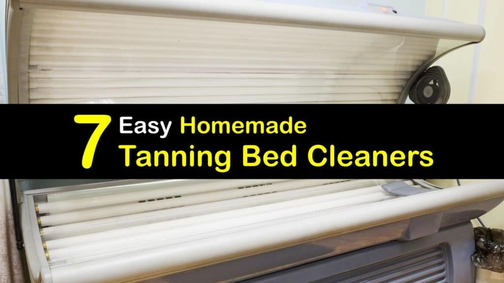 Homemade Tanning Bed Cleaner titleimg1
