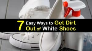 How to Get Dirt Out of White Shoes titleimg1
