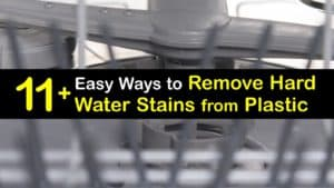 How to Remove Hard Water Stains from Plastic titleimg1