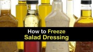 Can You Freeze Salad Dressing titleimg1