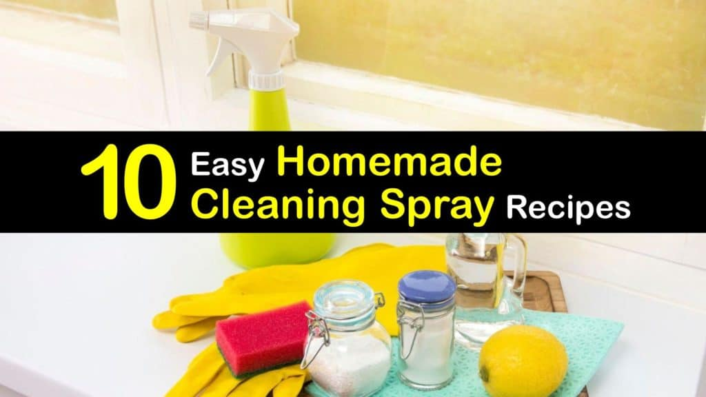 Homemade Cleaning Spray titleimg1