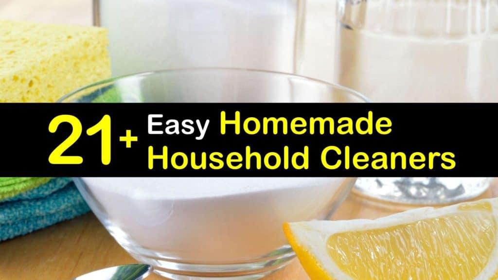 Homemade Household Cleaner titleimg1