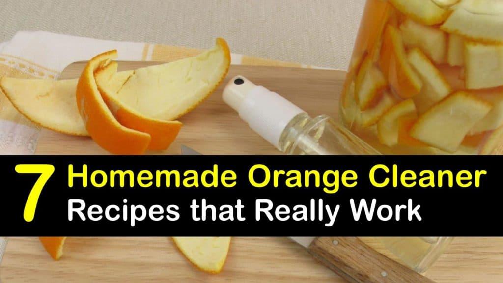 Homemade Orange Cleaner titleimg1