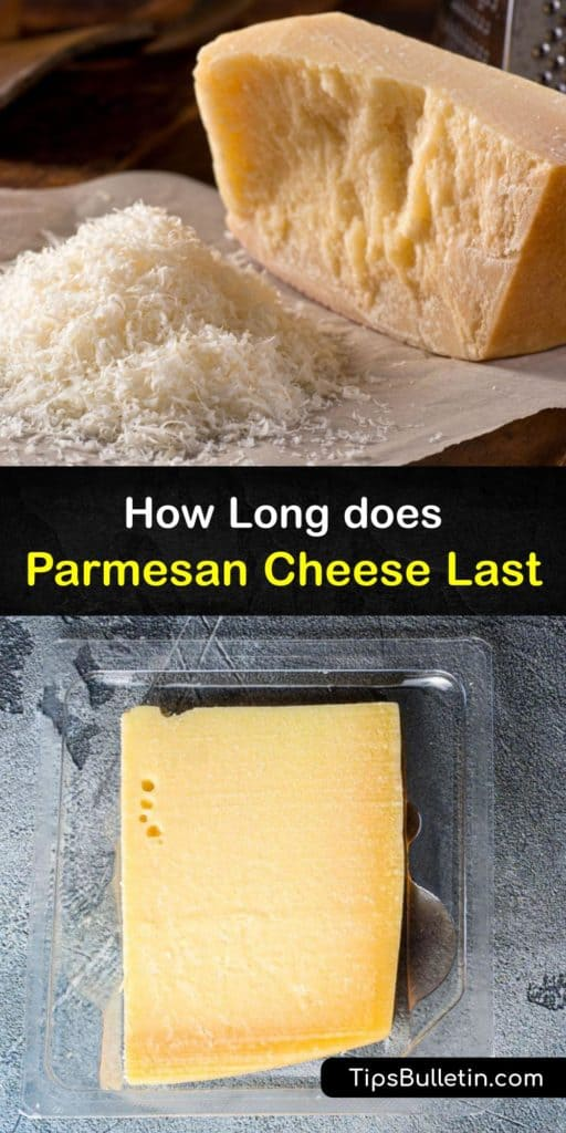 When does Parmesan cheese go bad? Wrapping your Italian Parmigiano-Reggiano in parchment paper and aluminum foil instead of plastic wrap extends the shelf life. Place the cheese in an airtight container and make sure to keep it out of an unrefrigerated environment. #keep #parmesan #cheese #fresh