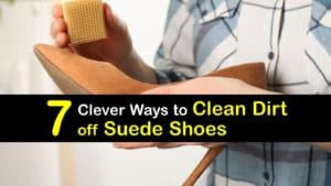 How to Clean Dirt off Suede Shoes titleimg1
