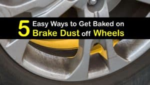 How to Get Baked On Brake Dust off Wheels titleimg1