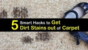 How to Get Dirt Stains out of Carpet titleimg1