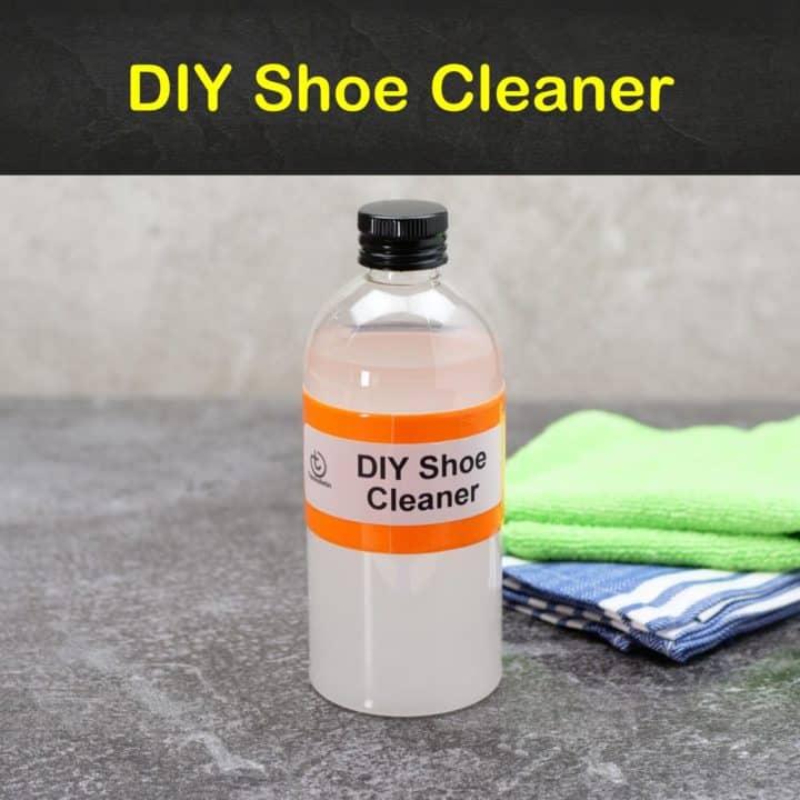DIY Shoe Cleaner