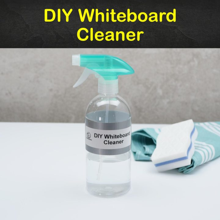 DIY Whiteboard Cleaner