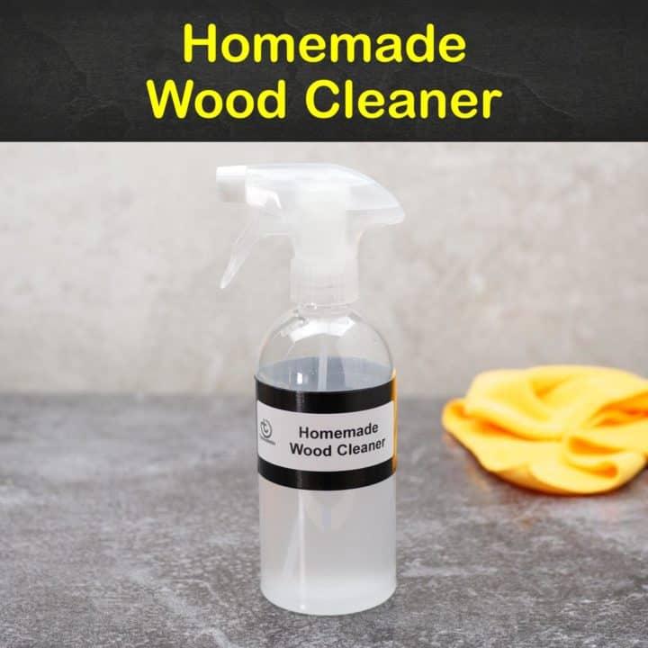 Homemade Wood Cleaner