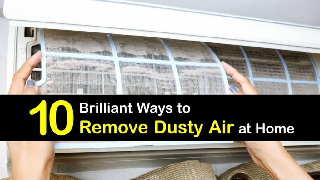 How to Remove Dust from Air titleimg1