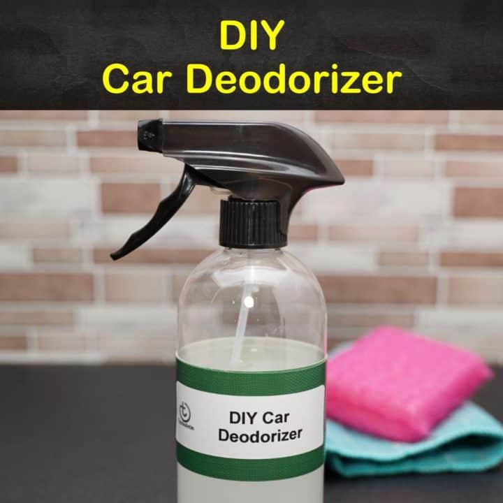 DIY Car Deodorizer