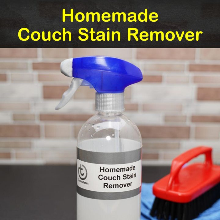 Homemade Couch Stain Remover