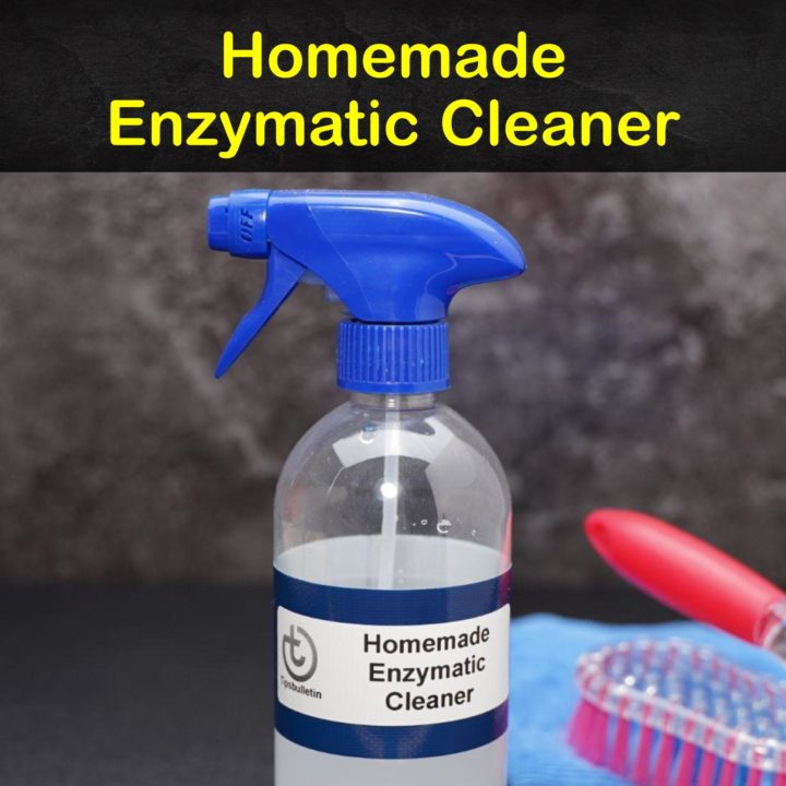 Homemade Enzymatic Cleaner