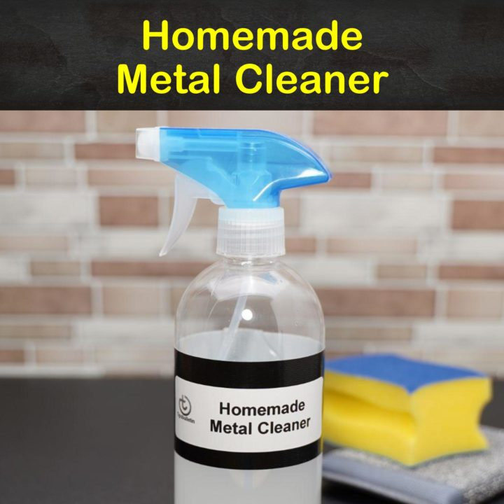 Homemade Metal Cleaner