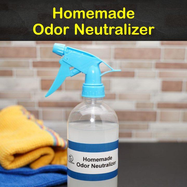 Homemade Odor Neutralizer