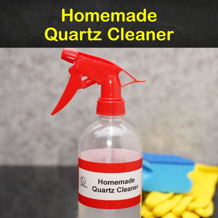 Homemade Quartz Cleaner