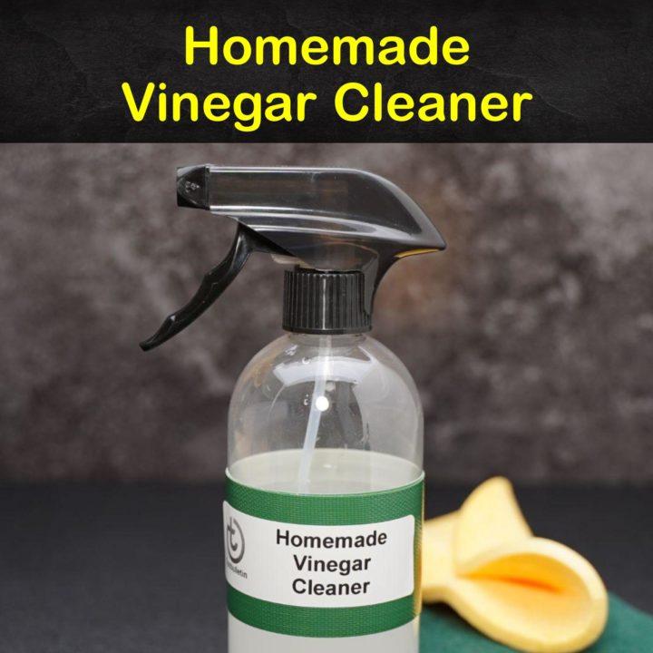 Homemade Vinegar Cleaner