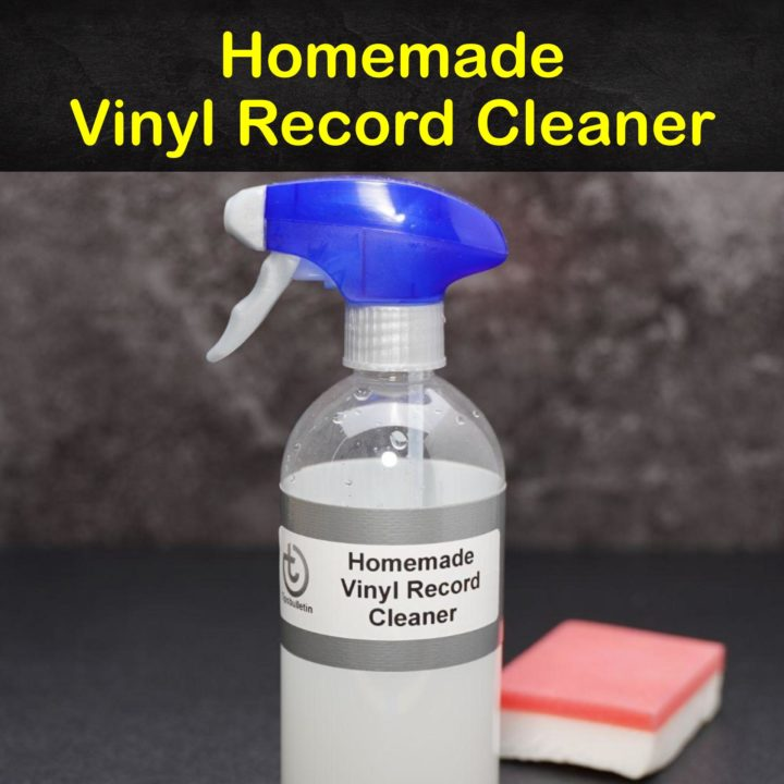 10 Safe And Easy Vinyl Record Cleaning Tips