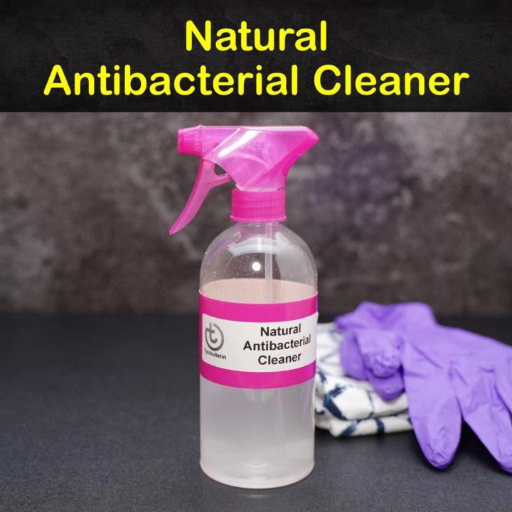 Natural Antibacterial Cleaner