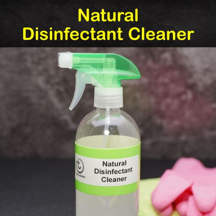 Natural Disinfectant Cleaner