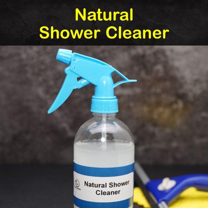 Natural Shower Cleaner
