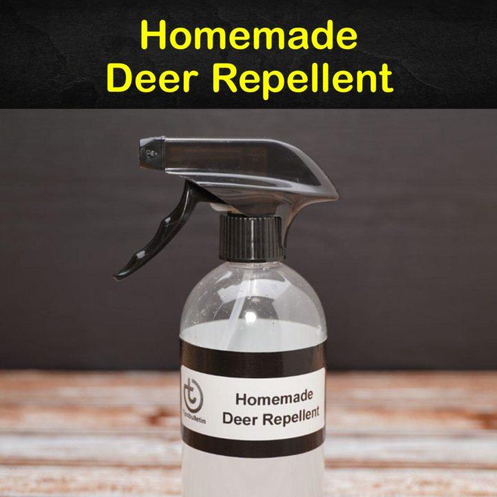 Homemade Deer Repellent