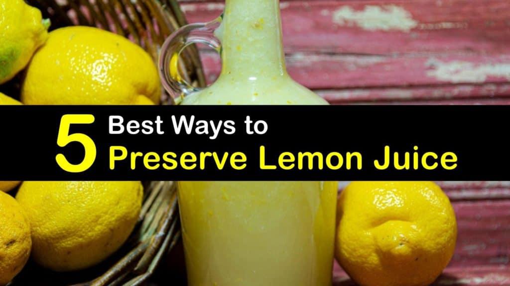How to Preserve Lemon Juice titleimg1